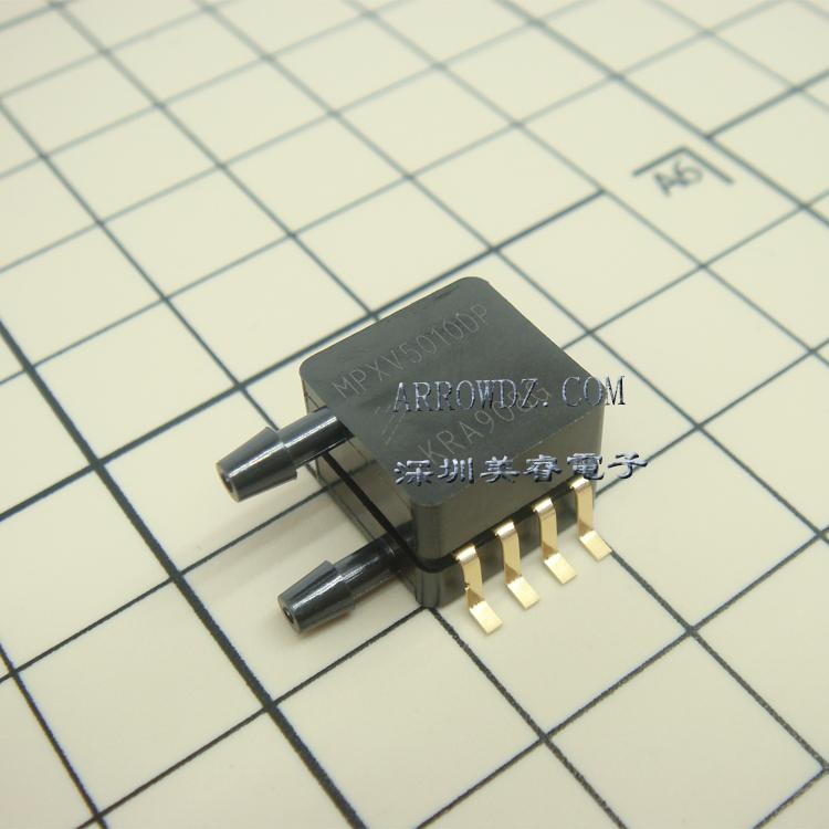MPXV5010DP 压力传感器 压力变送器 NXP传感器原装现货